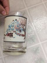 1981 Set Of 2 ARBY'S CURRIER AND IVES Tumblers Frozen Up & Homestead Winter image 6