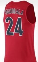 Andre Iguodala Arizona Wildcats College Basketball Jersey Sewn Red Any Size image 2