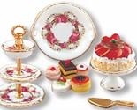 Reutter 3 tier cake dessert plate server 16958 thumb155 crop