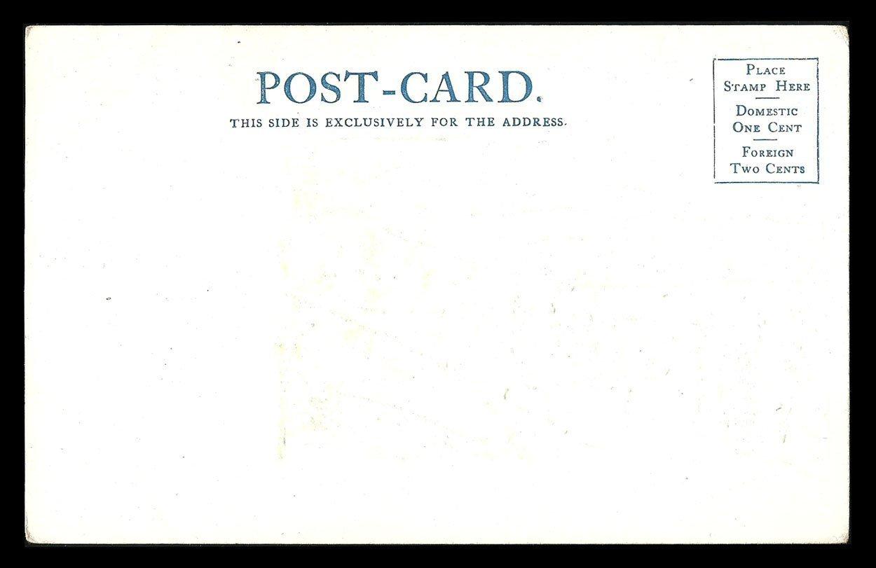 St Peters Dome Postcard Colorado Cripple Creek Railroad Track Short Line Embosse image 2