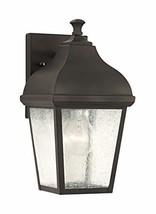 Sea Gull Lighting OL4001ORB Terrace Medium One Light Outdoor Wall Lanter... - $104.05