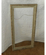 Carved Picture Frame 31 x 16 - $93.53