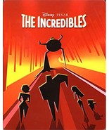 Disney The Incredibles Limited Edition Steelbook [4K Ultra HD + Blu-ray] - $34.95