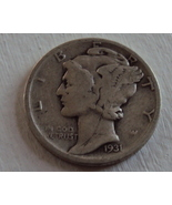 1931-D Mercury dime - Only 15 cents to ship each add'l coin! - $9.99