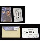 Audio Cassette Tape Warlock Triumph & Agony Doro Pesch 1987 Phonogram - $18.99
