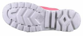 Palladium Pampa Oxford Lite Pink Gray Shoes Dri-Lex Sweat Control Breathability image 7