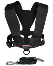 ComCor Minimalist Sled Harness Vest - Made in USA - Includes 9 Foot Pull... - $44.95