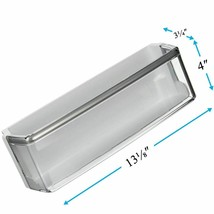 LG Left Door Shelf Bin - LMXS30776S LFX33975ST LMXS30796S LFXS30766S LFX... - $34.81