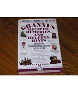 Grannys Recipes Remedies And Helpful Hints - $14.97