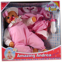 Amazing Andrea (Pink) - $12.99