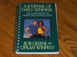 A Journal Of Daily Renewal   Bob Green - $4.97