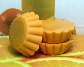 Fresh Squeezed Oranges PURE SOY Tart Melts (4)  - $4.00