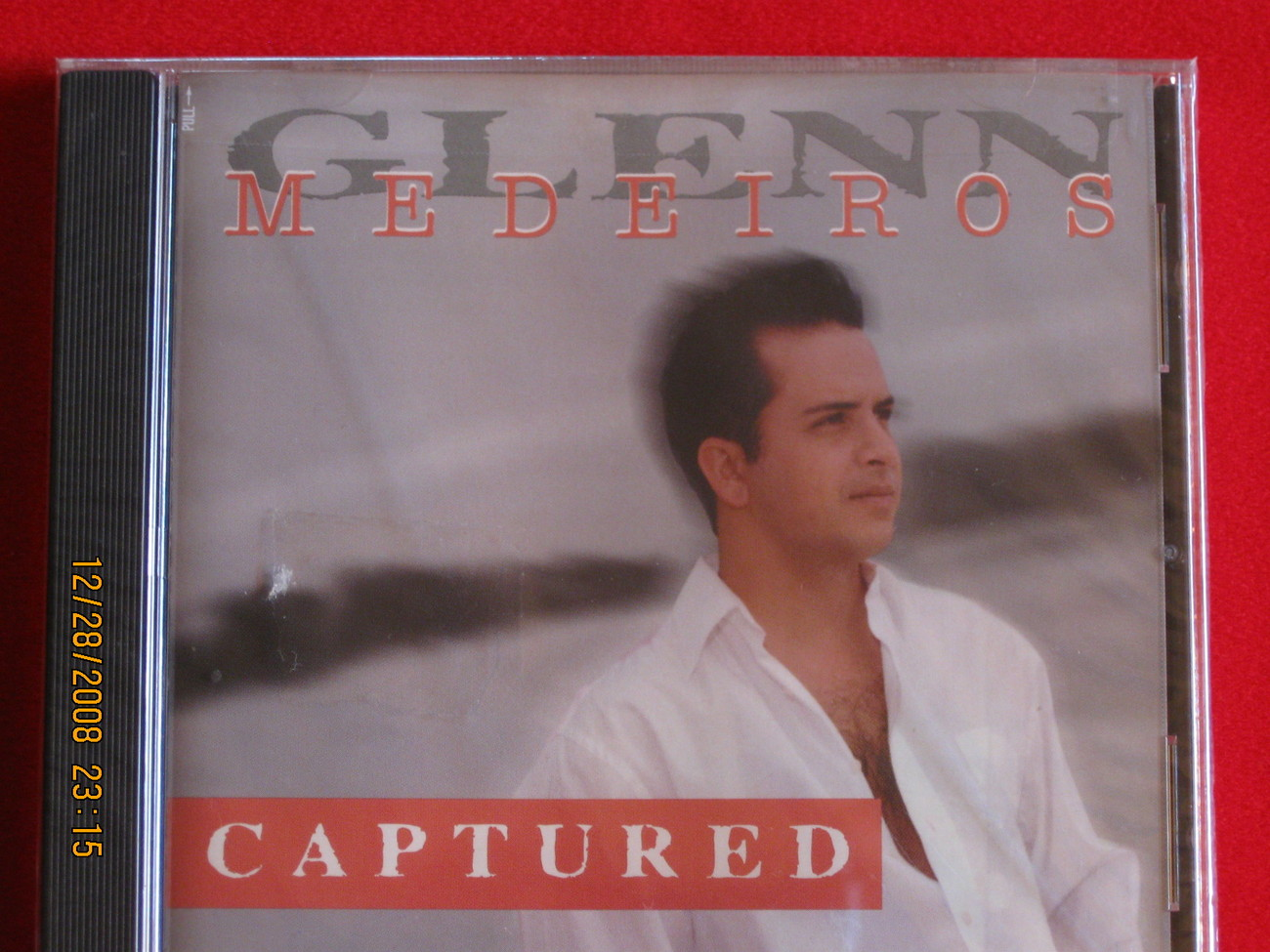 Primary image for Captured-Glenn Medeiros