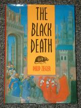 The Black Death by Philip Ziegler HB DJ - $2.00