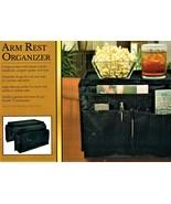 ARM REST ORGANIZER - $9.00