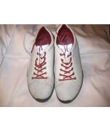 ECCO Men's Biom Hybrid Hydromax Golf Shoe, White/Gray/Red Sole, 42 EU/8-... - $35.00