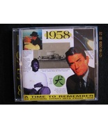 1958: A Time to Remember, 20 Original Chart Hits - $15.00