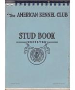 AKC Stud Book Register Volume 99, Number 1 - January 1982 - $6.00