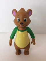 Just Play Disney Junior Goldie And Bear 7.5in Tall Poseable Plastic Toy ... - $12.19