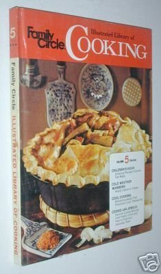 Primary image for FAMILY CIRCLE COOK BOOK VOL 5 VINTAGE KIDS COOKIE COOL