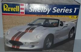 Revell Shelby Series 1 Model Kit  1/25 Scale  - $16.78