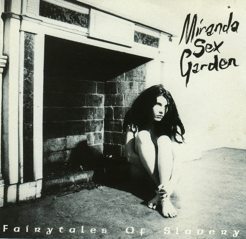 Miranda Sex Garden - Fairytales of Slavery 1994 CD Goth