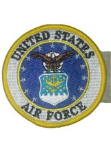 """US Air Force Patch 3""""x3"""" USAF Embroidered Military Iron or Sew On  - $9.49"""