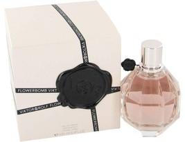 Viktor & Rolf Flowerbomb Perfume 3.4 Oz Eau De Parfum Spray  image 3