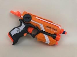 Firestrike Nerf Gun Hasbro N-Strike Elite Blaster Red Dot with Darts Batteries - $17.77