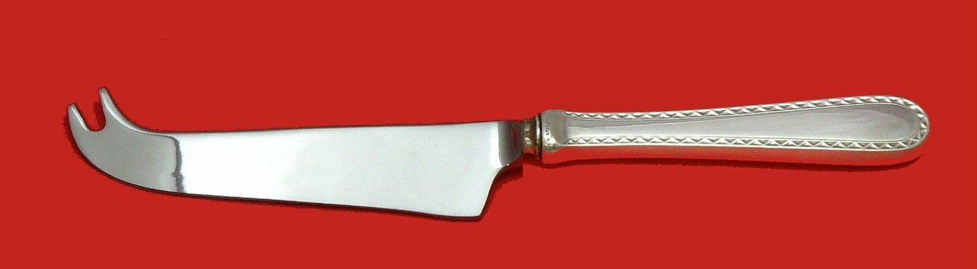 Primary image for Winslow by Kirk Sterling Silver Cheese Knife with Pick Custom Made HHWS  8 1/4""