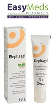 Blephagel Gel 30g Eyelids Eyelashes Daily Hygiene Cleansing Blepharitis ... - $23.24+