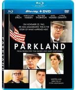 Parkland [Combo Blu-ray + DVD] by Millennium [DVD] - $29.99