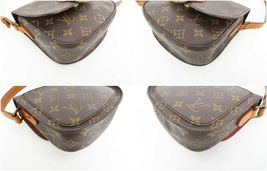 Authentic LOUIS VUITTON Saint Cloud PM Monogram Shoulder Bag #35015 image 6