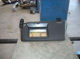 2010 FORD FOCUS LEFT DRIVER SIDE SUN VISOR  - $15.00