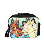 Pokemon Lunch Box Series Lunch Bag Meowth - $448,66 MXN