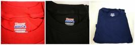 Hanes Beefy-T TALL TAGLESS T-Shirt 100% Cotton 518T Mens 2XLT - $15.99