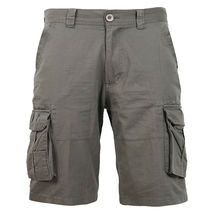 Men's Cotton Multi Utility Pockets Relaxed Fit Casual Outdoor Army Cargo Shorts image 11