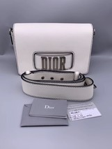 100% Authentic Christian Dior 2018 DIOR CLUTCH STRAP SHOULDER BAG SHW RARE image 1