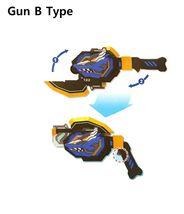 MINI FORCE Miniforce X Penta X Double Sword Gun Transforming Toy Gun  image 5