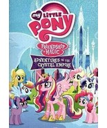 MY LITTLE PONY FRIENDSHIP AND MAGIC CRYSTAL EMPIRE (DVD, 2012) NEW - $1.25