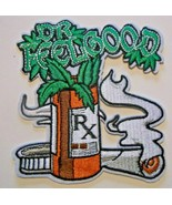 "Motley Crue~Dr. Feelgood~Marijuana Pot Rx~Patch~4 1/2"" X 4 1/8""~Iron or ... - $6.76"