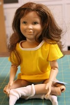 American Girl Hopscotch Hill Hallie Doll HHS-5 - $45.54