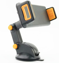 Dashboard Suction Tablet GPS Mobile Phone Car Holders Adjustable Foldabl... - $18.77