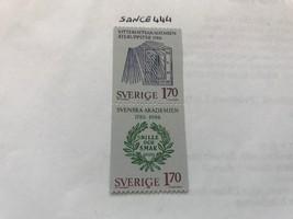 Sweden Literary academy mnh 1986 - $1.00