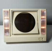 Vintage 1986 Avon Reflections Of Beauty Make-Up Lighted Magnifying Mirro... - $13.85