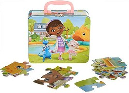 24pc Doc McStuffins Puzzle in Tin Lunch Box - $14.52