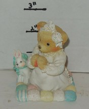 "Cherished Teddies PATRICE ""Thank You For The Sky So Blue"" #911429 1992 NO BOX - $14.03"