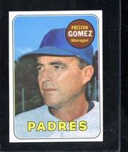 1969 TOPPS #74 PRESTON GOMEZ EXMT *C12169  - $2.23