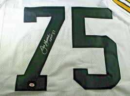 """MEAN"" JOE GREENE / NFL HALL OF FAME / HAND SIGNED SEELERS CUSTOM JERSEY / COA image 3"