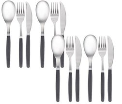 Tableware Set Spoon Fork Knife Cutlery Set Spoon 4Pcs Fork 4Pcs Knives 4Pcs (Cha